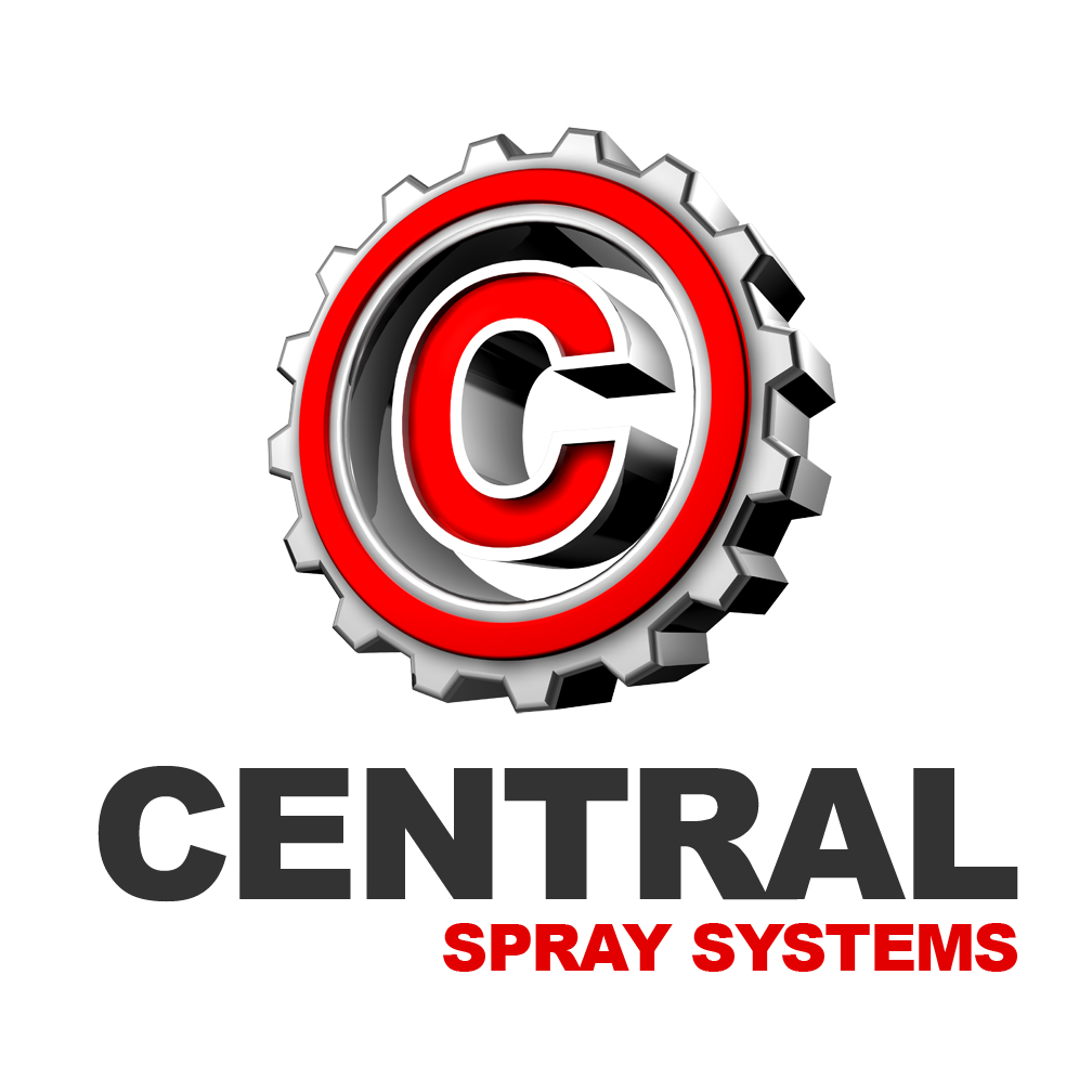 Central Spray Logo