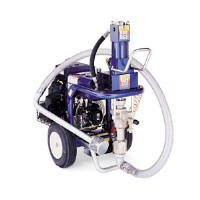 graco roof rigs coating spray pump