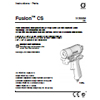 Graco Fusion CS Manual