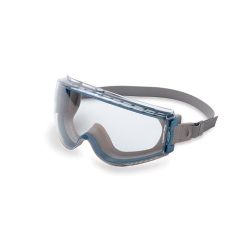 Uvex Stealth Teal Body, Neoprene Band Clear Lens,Uvextreme Anti-fog Coating