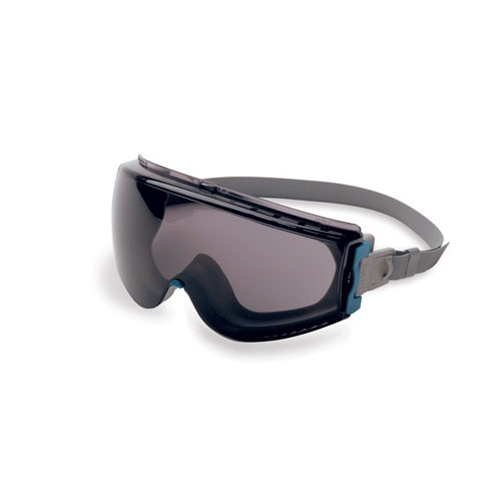 Uvex Stealth Teal Body, Neoprene Band Gray Lens,Uvextreme Anti-fog Coating