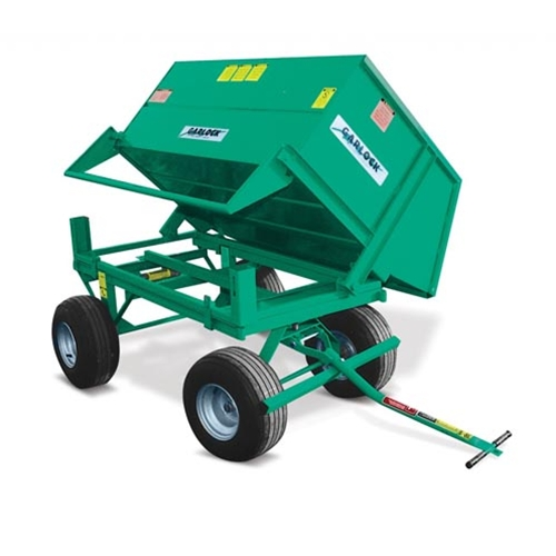 Garlock 30 Cu Ft Dump Tray For Giant Trailers