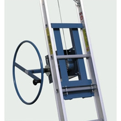 400lb Handi Hoist with 16 ft. Track