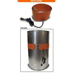 Intech Equipment And Supply 55 Gallon Band Heater