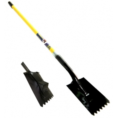 """TIGERR"" NOTCH Spade w/Fulcrum"