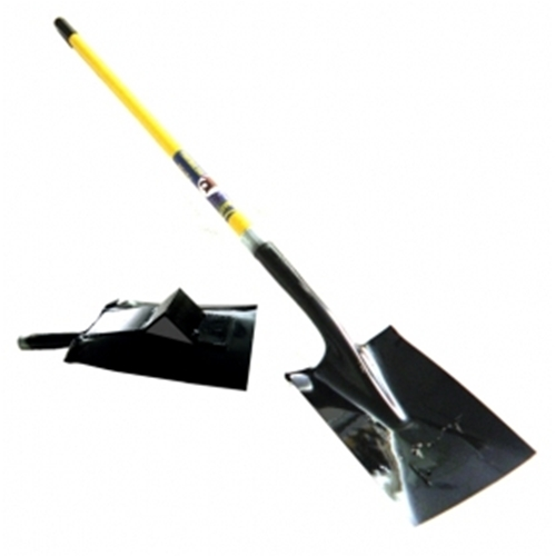 """TIGERR"" Spade with Fulcrum"