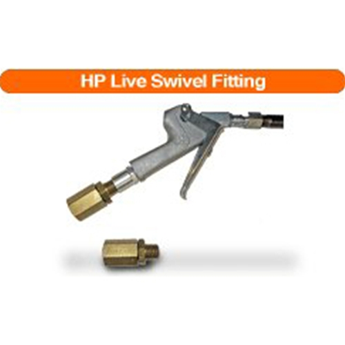 HP Live Swivel Fitting