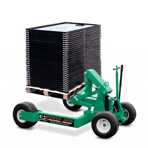 Intech Equipment And Supply Garlock Power Jack Material