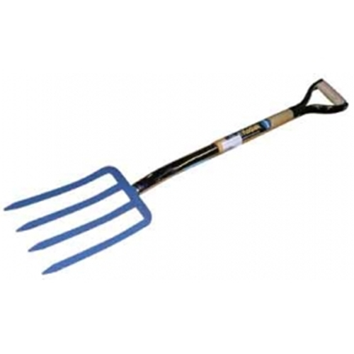 "Spading Fork w/30"" D Handle"