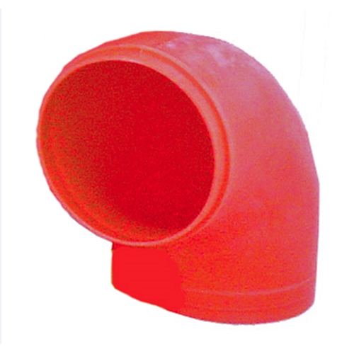90º Elbow for Saddle Vent