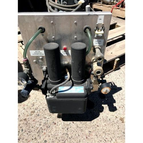 USED INLINE AIR COMPRESSOR