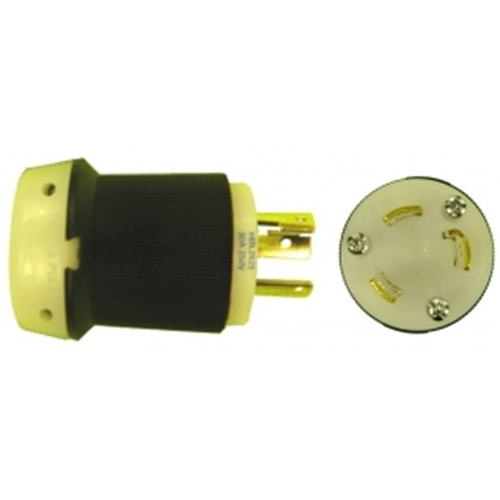 3-Wire 30 Amp Twist Loc Plug