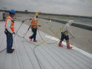 Roofing Safety Must be a Top Priority on Job Site