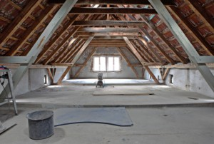 Finish an Attic or Basement with Spray Foam Insulation