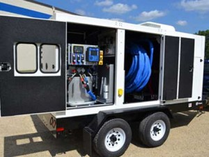 sprayfoam rigs