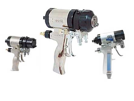Spray Foam Guns Intech Spray Foam Equipment