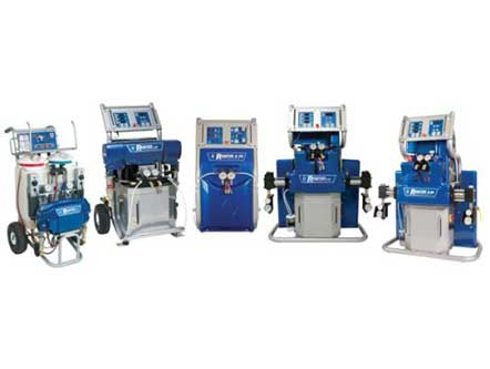 Spray Foam Machines Intech Spray Foam Equipment