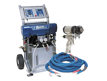 Graco Reactor E-20 package