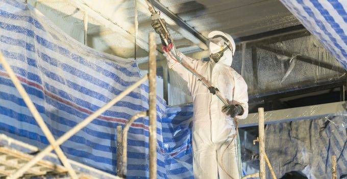 spray foam equipment