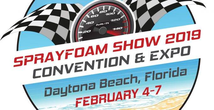 2019 Sprayfoam Show in Daytona Beach