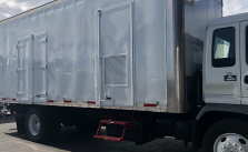 Types of Polyurea Trailers for Sale