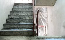 how to lift concrete steps