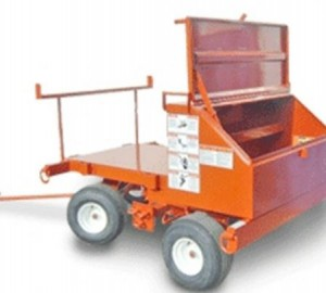 Stay Safe With Grizzly Fall Protection Cart Intech