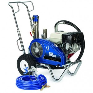GH300 Gas Hydraulic Spray Equipment