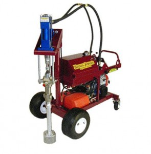 Contractors Rely on Hennes-Johnson Spray Equipment