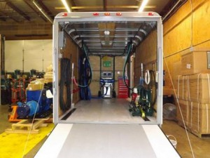 Mobile Spray Rigs: Your Total, Customized Solution
