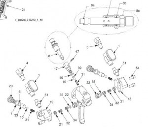 Find Your Graco Sprayer Parts with Exploded Diagrams