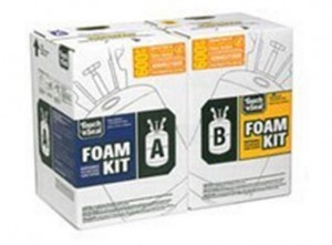 Handle Small Jobs with Portable Foam Insulation Kits