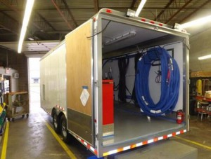 Spray Foam Rigs Serve Businesses of All Types and Sizes