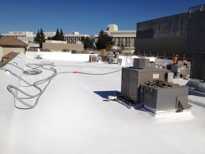 Roof Sprayer Can Add Valuable Years to Roof Lifespan