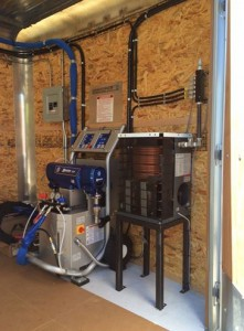 Save Time and Money with a Used Spray Foam Rig